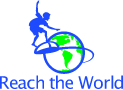 Reach the World Logo