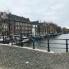 Amsterdam has a lot of canals - do you remember what city in Italy also had canals like this?