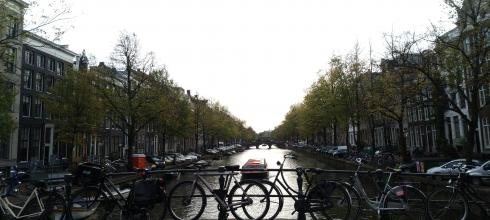 Did you know that Amsterdam has more bridges than Venice, Italy?