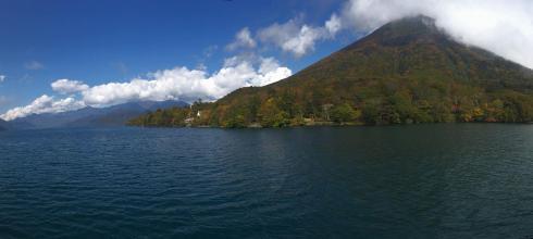 Lake Chuzenji was one of my field trips this week. So beautiful!