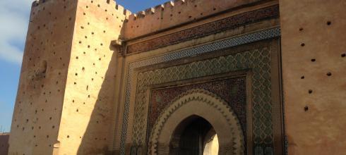 Beautiful Moroccan architecture