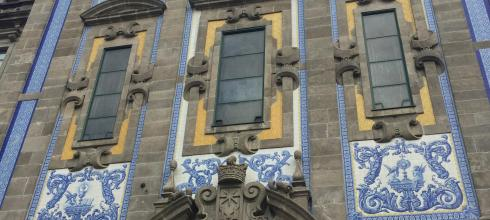 """In Portuguese, tiles are """"azulejos"""" and they are gorgeous"""