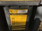 The plastic packaging bin