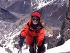 Climbing Mount Aconcagua in South America