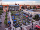 San Antonio's Famous Courtyard