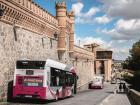 Bus transportation in Toledo
