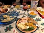 Thanksgiving is my favorite holiday food so I was very excited to cook for my family