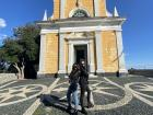 My Italian sister Maddi showed me her hometown, Genoa!