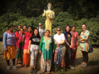 We met with women from many places in Nepal, who shared their experiences with us and helped us with our research