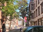 A sunny summer day in Saarbrücken