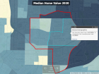 The Gentrification Project map presentation